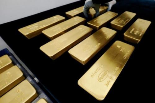 Emas berakhir di tingkat tertinggi satu tahun   www.iannews.id